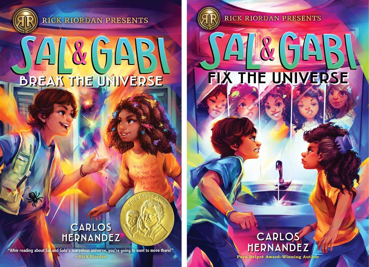 Sal and Gabi redesign