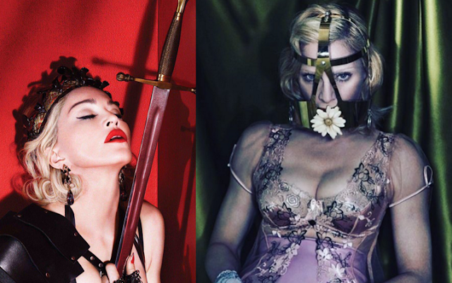 Madonna finally visits her Pinoy fans with a 2-night concert.