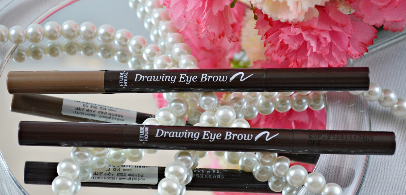 Etude Drawing Eye Brow In Shades 3 And 7 All About Beauty 101 House Eyebrow New Buy 1 Get
