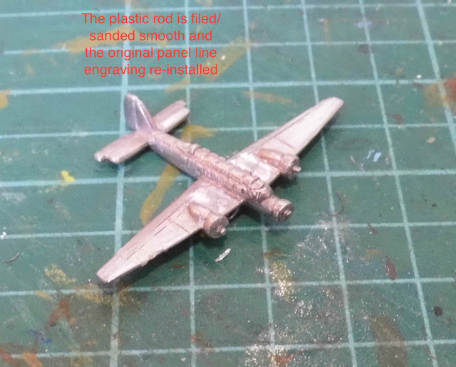 1/600 Ju 52 Conversion