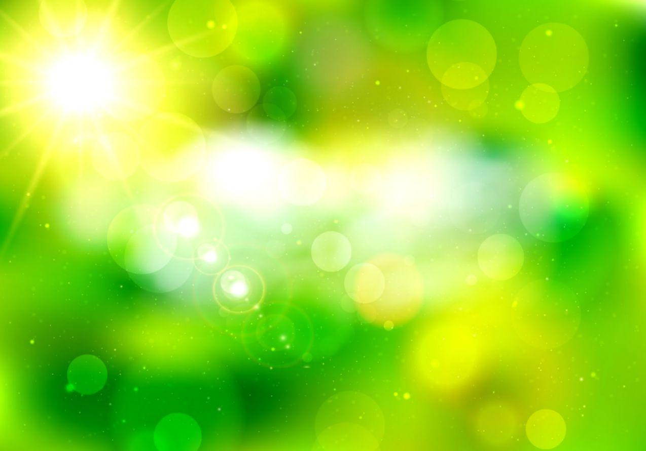 Hd Shining Green Background Net Wallpapers