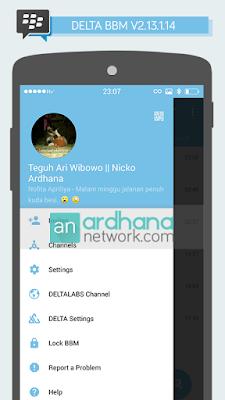 Delta BBM V3.5.0 - BBM MOD Android Full Fitur