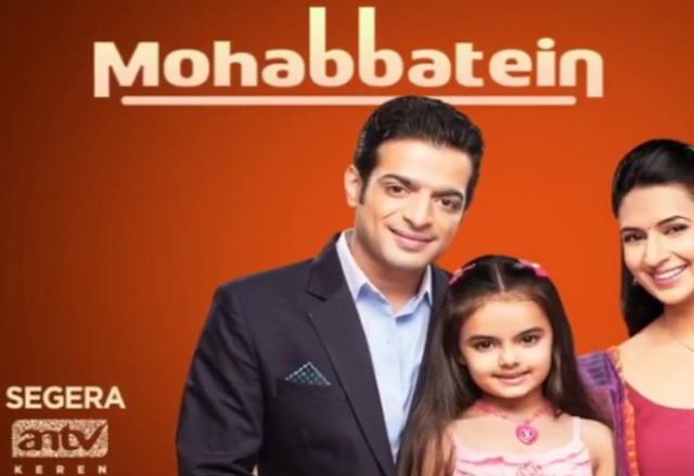 Daftar Nama dan Biodata Pemain Mohabbatein ANTV Terlengkap