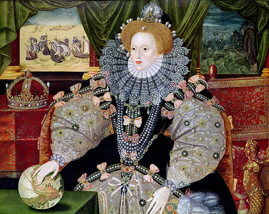 Queen Elizabeth I | Famous Celebrity Bible