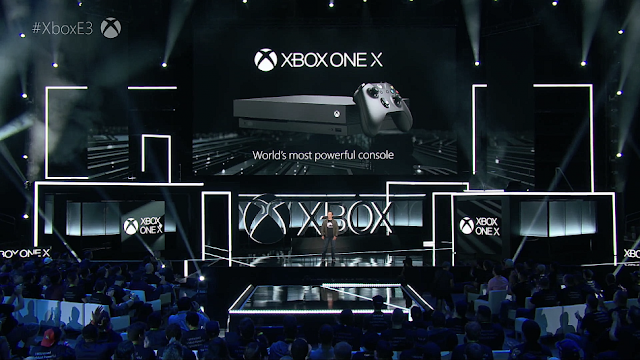 Xbox One X Will Hit the Global Markets in November 2017