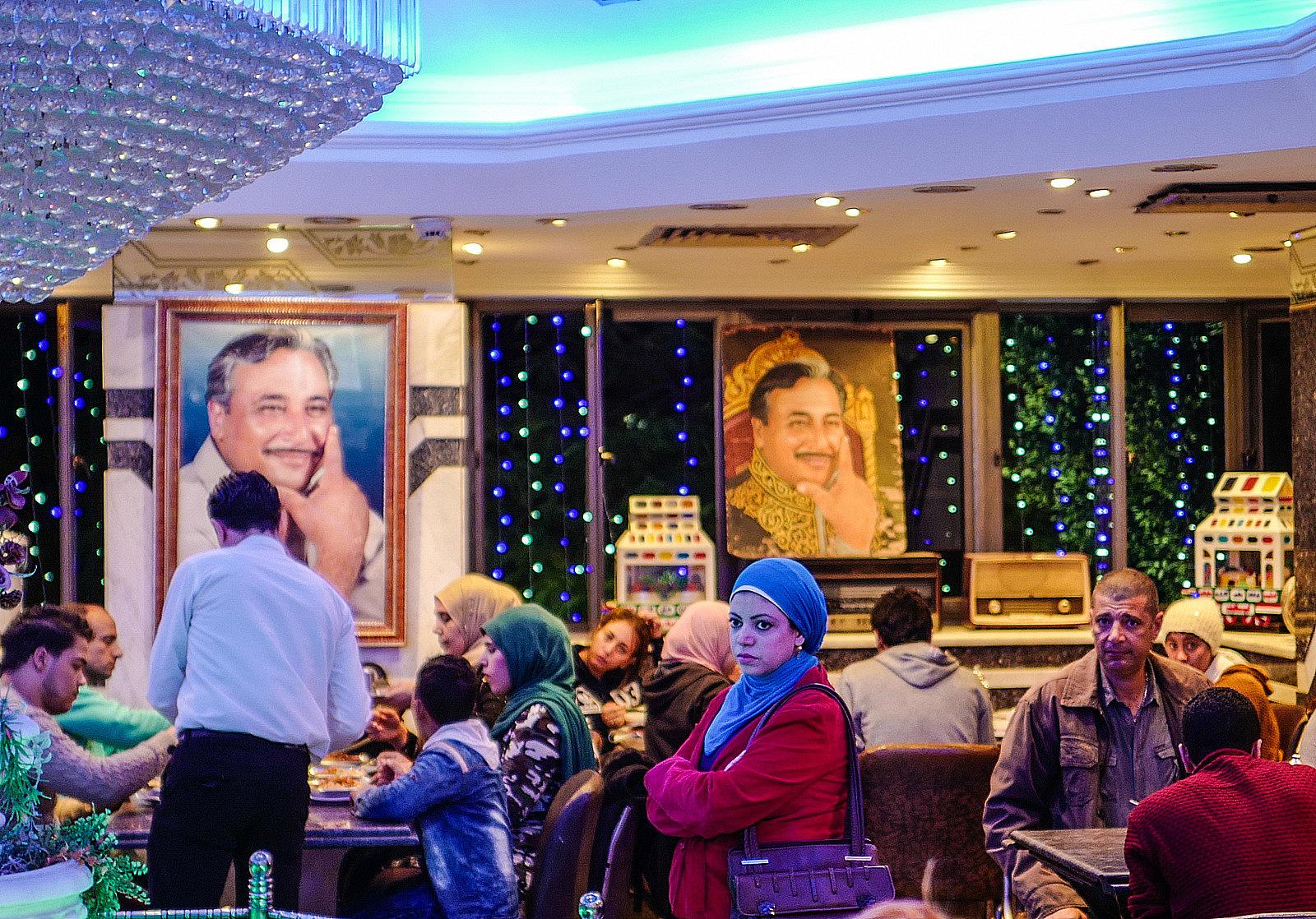 Koshari: Abou Tarek & Zizo, Cairo, Egypt