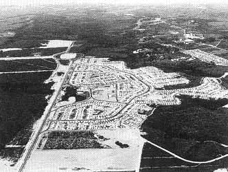Residencial Laranjeiras, 1977.