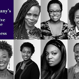Meet the Black Women on Fast Company's Most Creative People in Business List