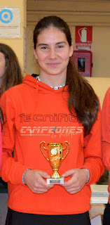 Tenis Aranjuez Kristina Krasimirova