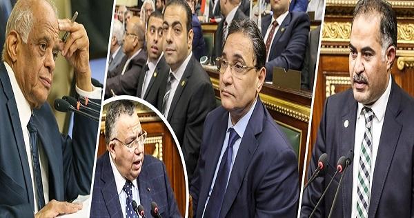 مجلس النواب يتجه لرفع الحصانة البرلمانية عن النائب عبد الرحيم على