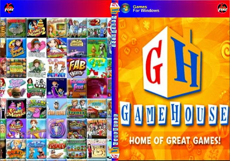 Góc Chia Sẻ: Download: 150 GAME HOUSE Full For PC