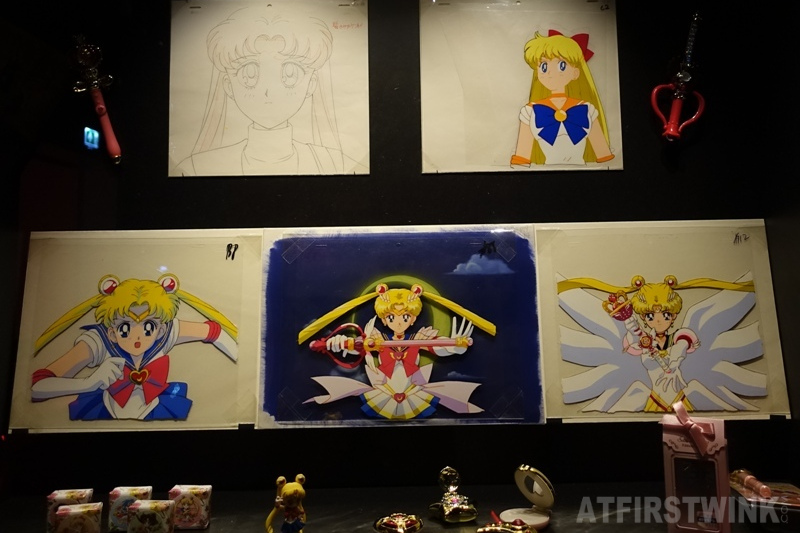 Museum volkenkunde leiden Netherlands Cool Japan exhibit Sailor moon