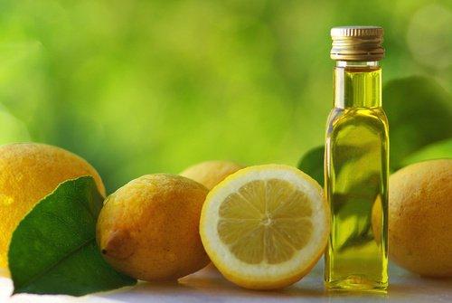 masque citron huile d'olive