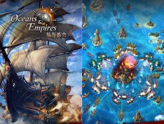 Oceans & Empires 航海衝突 APK