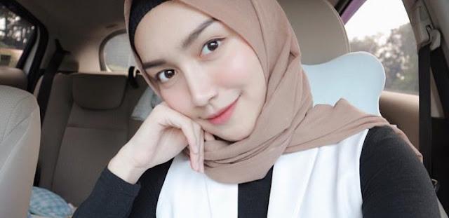 Melody Prima Makin Cantik setelah Memutuskan Berhijab