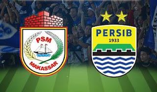Persib Bandung Kembali Tanpa Pelatih Kepala di Kandang PSM Makassar