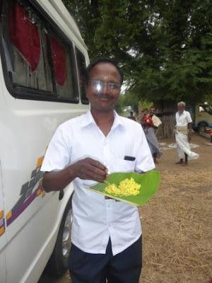 chauffeur inde