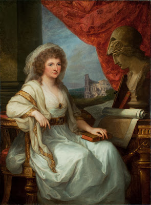 Anna Amalia by Angelica Kauffmann, 1788