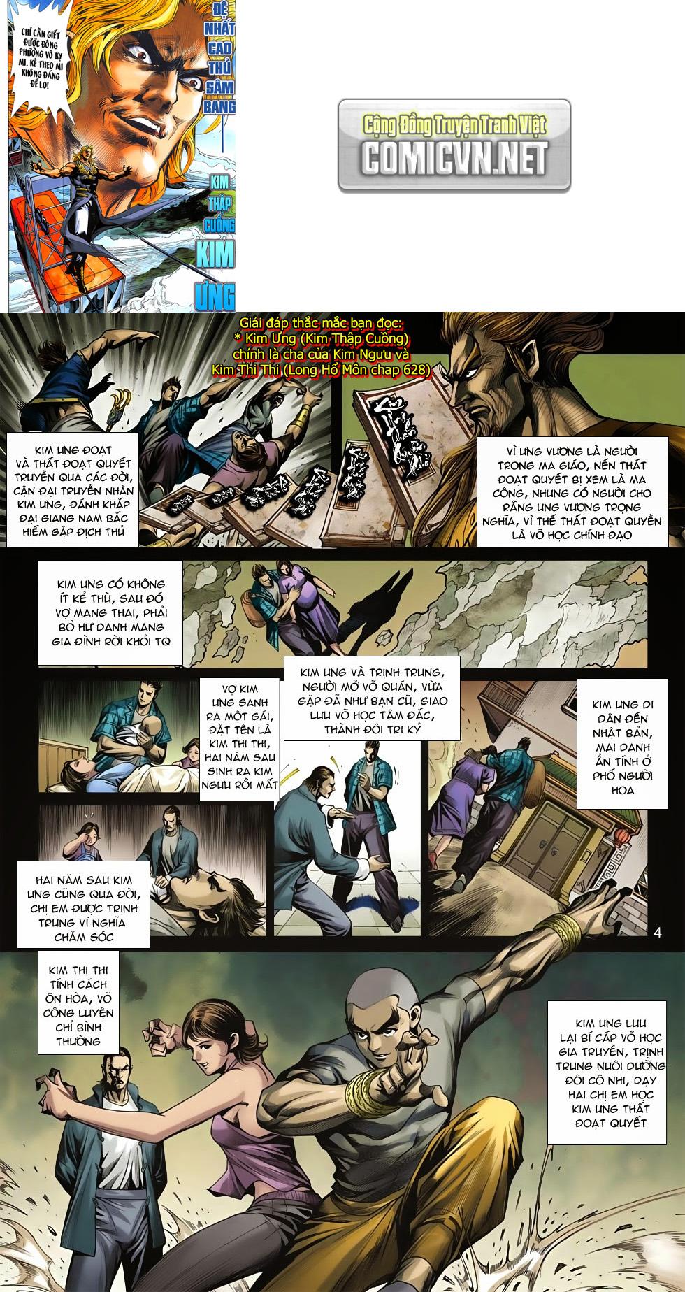 Hoàng Giả Chi Lộ Chap 9.1 - Next Chap 10