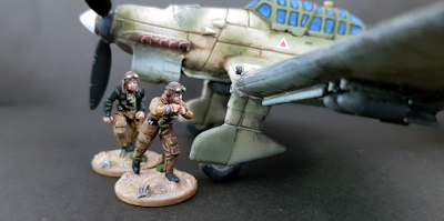 28mm Luftwaffe Crew