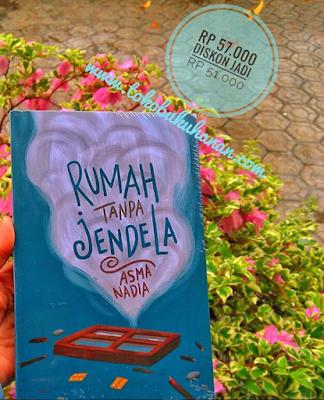 Novel Rumah Tanpa Jendela Karya Asma Nadia