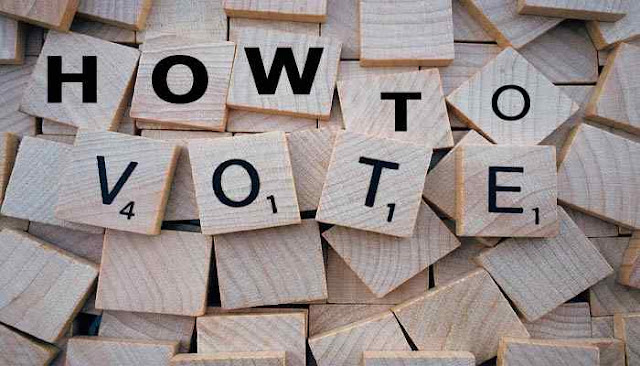 How To Vote: Learn From Google Doodle, The Election Process Right To Vote 2019 - Bishutricks