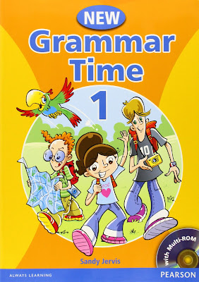 New Grammar Time 1 - Sandy Jervis
