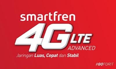 Cara Cek Sinyal dan Frekuensi 4G LTE Smartfren Mifi M2Y M2S M2P M3z dan M3y