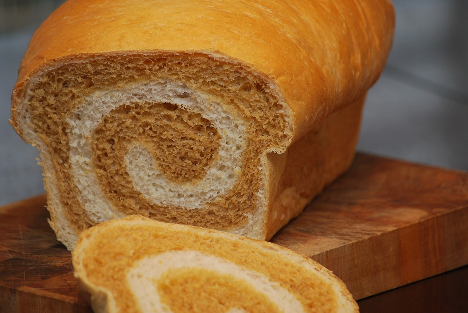 My story in recipes: Swirled Bread