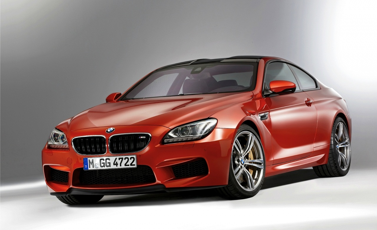 Sports Cars 2015: 2013 BMW M6 Coupe
