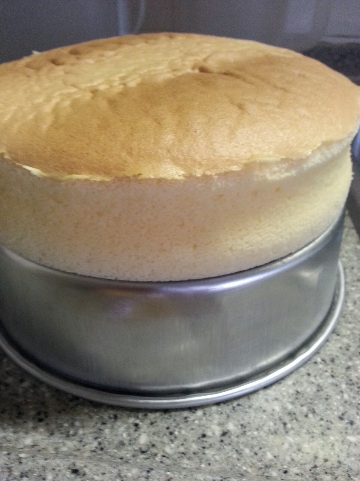 Light And Fluffy Sponge Cake Recipe With Oil