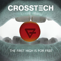 MP3/AAC Download - The First High Is For Free by Crosstech - stream album free on top digital music platforms online | The Indie Music Board by Skunk Radio Live (SRL Networks London Music PR) - Wednesday, 05 December, 2018