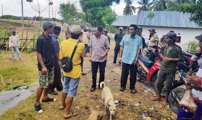 Bantu Petani Basmi Hama, Bupati Sinjai Ikut Berburu Babi