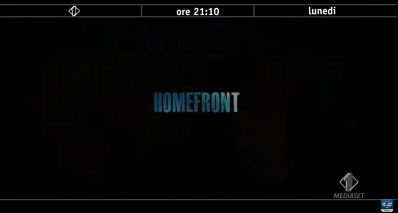 Canzone Homefront serie TV Italia 1 (uno) Pubblicità | Musica spot Settembre 2016