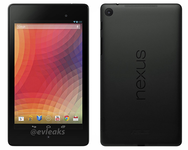 Nexus 7 2nd Generation Specs and official Images Released