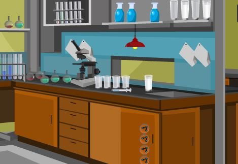 KnfGame Escape From Chemical Laboratory Walkthrough