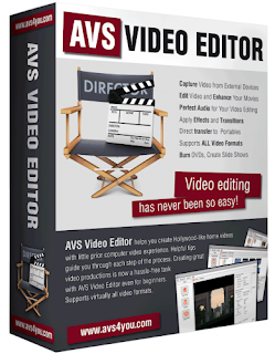 AVS Video Editor 8.1.1.311 Full Version