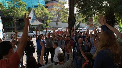Trabalhadores da Cobra aprovam proposta do TST e retornam ao trabalho