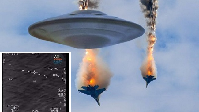 Το αμερικανικό ναυτικό λέει ότι τα βίντεο  με UFO είναι πραγματικά -βίντεο από «αερομαχίες» πολεμικών αεροπλάνων