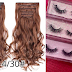 *Hot* $14.99 (Reg. $217.98) + Free Ship Curly Hair Extensions & 2 Mink Eyelashes!