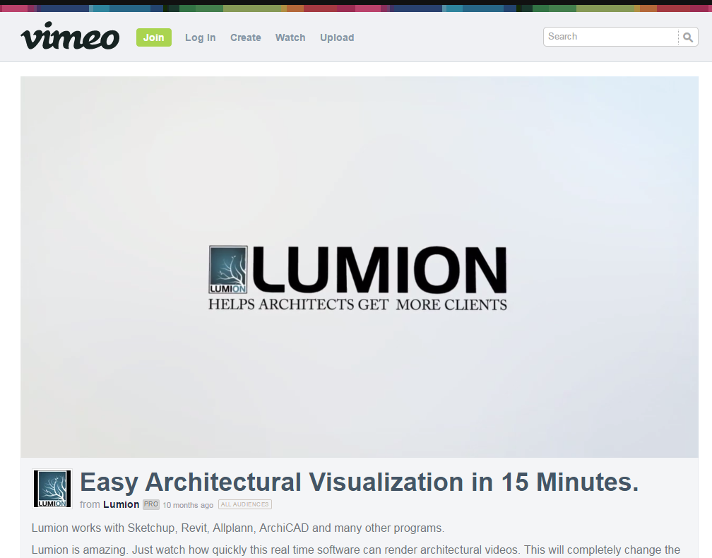 From Revit to Lumion - THE ULTIMATE REVIEW   TheRevitKid com