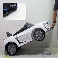 kiddo bmx2 battery toy car