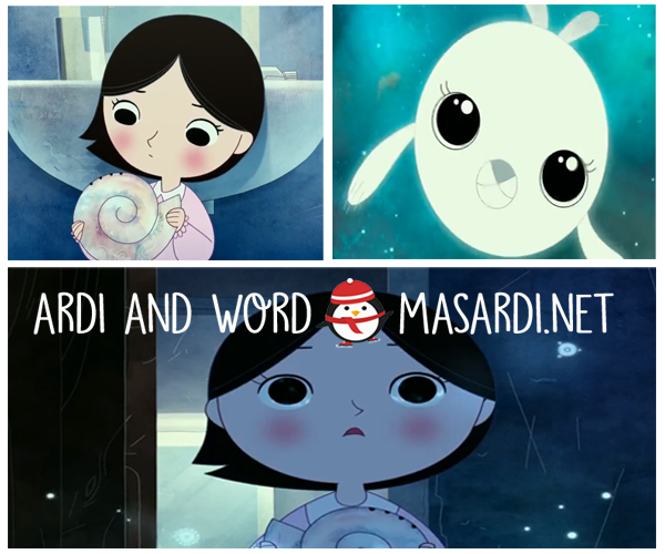 Song Of The Sea Anjing laut