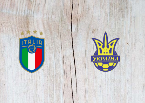 Italy vs Ukraine Full Match & Highlights 10 October 2018