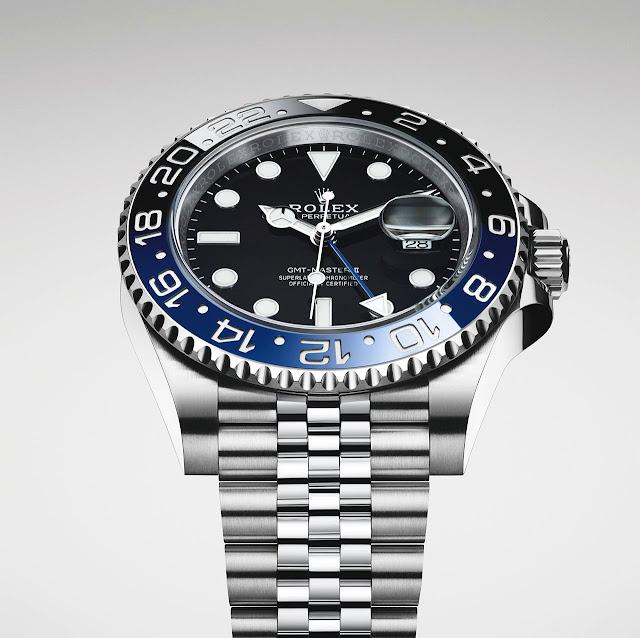 "Rolex GMT-Master II ""Batman"" Ref. 126710 BLNR"
