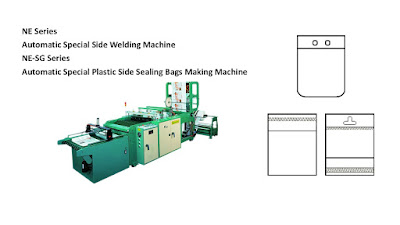Special Side Welding Machine, Special Plastic Side Sealing Bags Making Machine