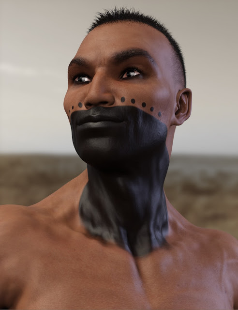 Anicinabe for Genesis 3 Male