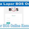 Cara Lapor BOS Online 2020 Kemdikbud Terbaru