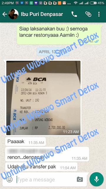 Distributor Smart Detox Di Jakarta Barat DKI Jakarta
