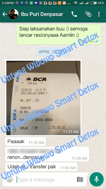 Distributor Smart Detox Di Labuhanbatu Sumatera Utara